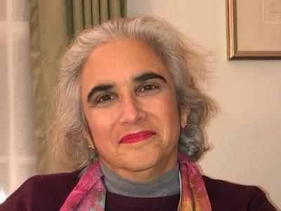 Dr. Ann Adler '85