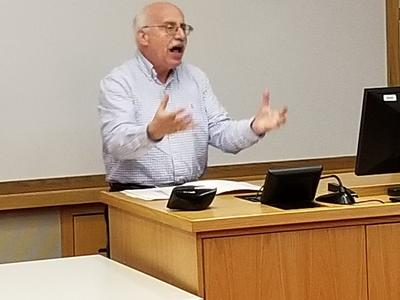 Cornell University professor Glenn Altschuler speaks about the midterm elections.