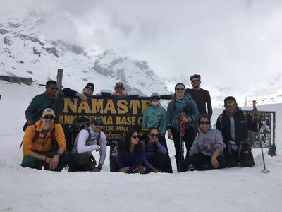 basecamp Annapurna