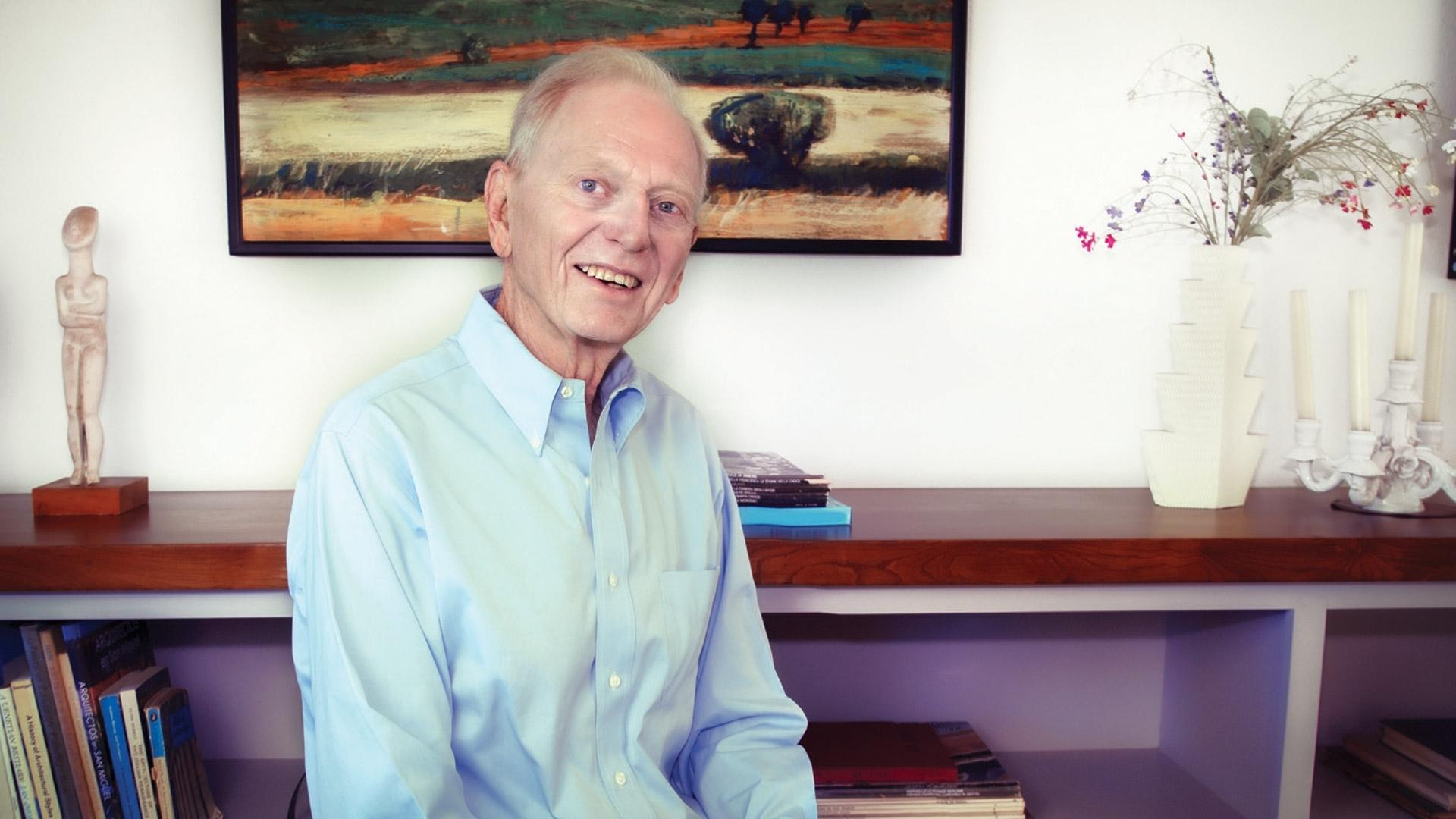 Austin Briggs, Hamilton B. Tompkins Professor of English Literature (1957-2000)