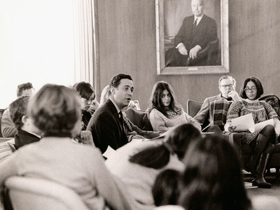 Kirkland's first general assembly meeting