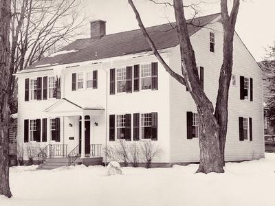 Azel Backus House
