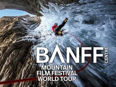 Banff Mountain Film Festival World Tour 2018 poster