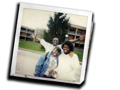 Yance Ford Family Snapshot