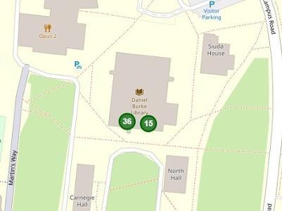 burke keyserver map