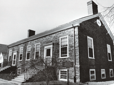 Buttrick Hall