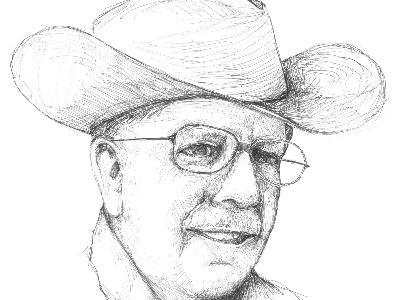Brian Callahan '66. Illustration: Jack Confrey '19