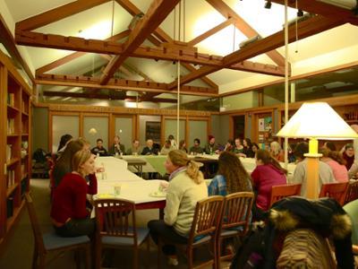 Chapel Upstairs Dinner