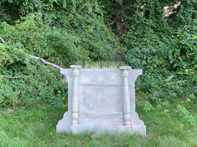 Charlie Guterman '22 monument