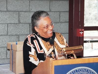 C. Christine Johnson