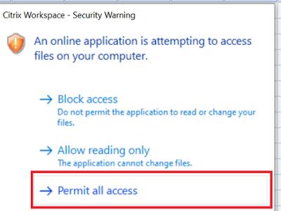 Citrix_file_Win_SPSS_access