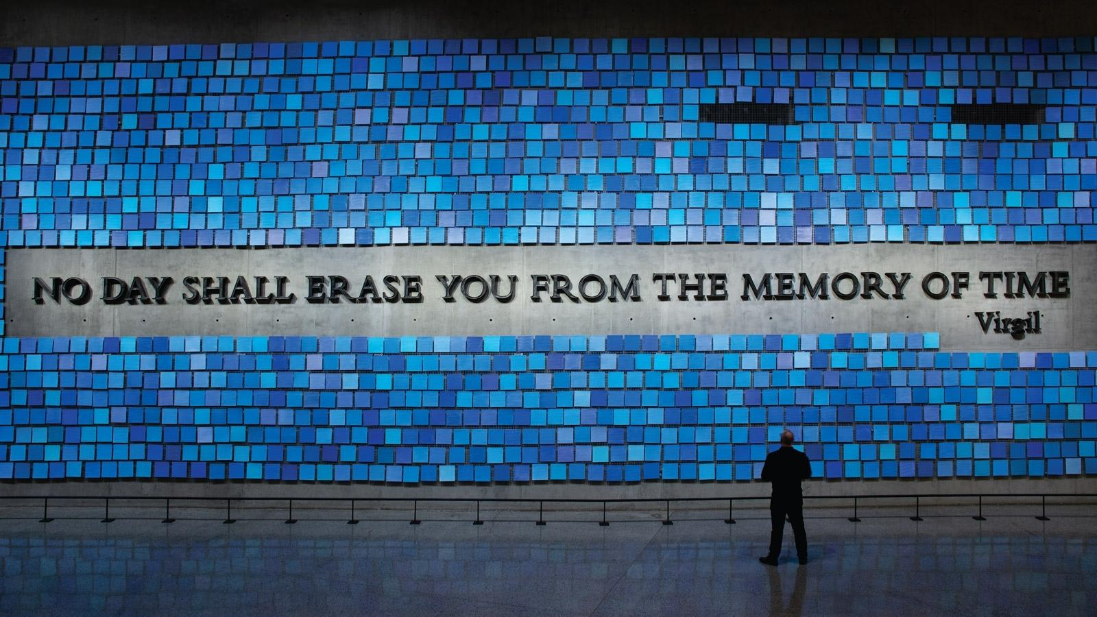 Virgil Quote – No day shall erase you from the memory of time.