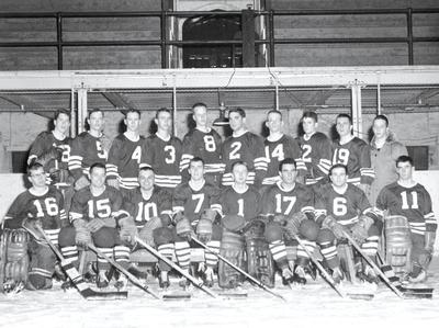 1959-60 Hockey Team