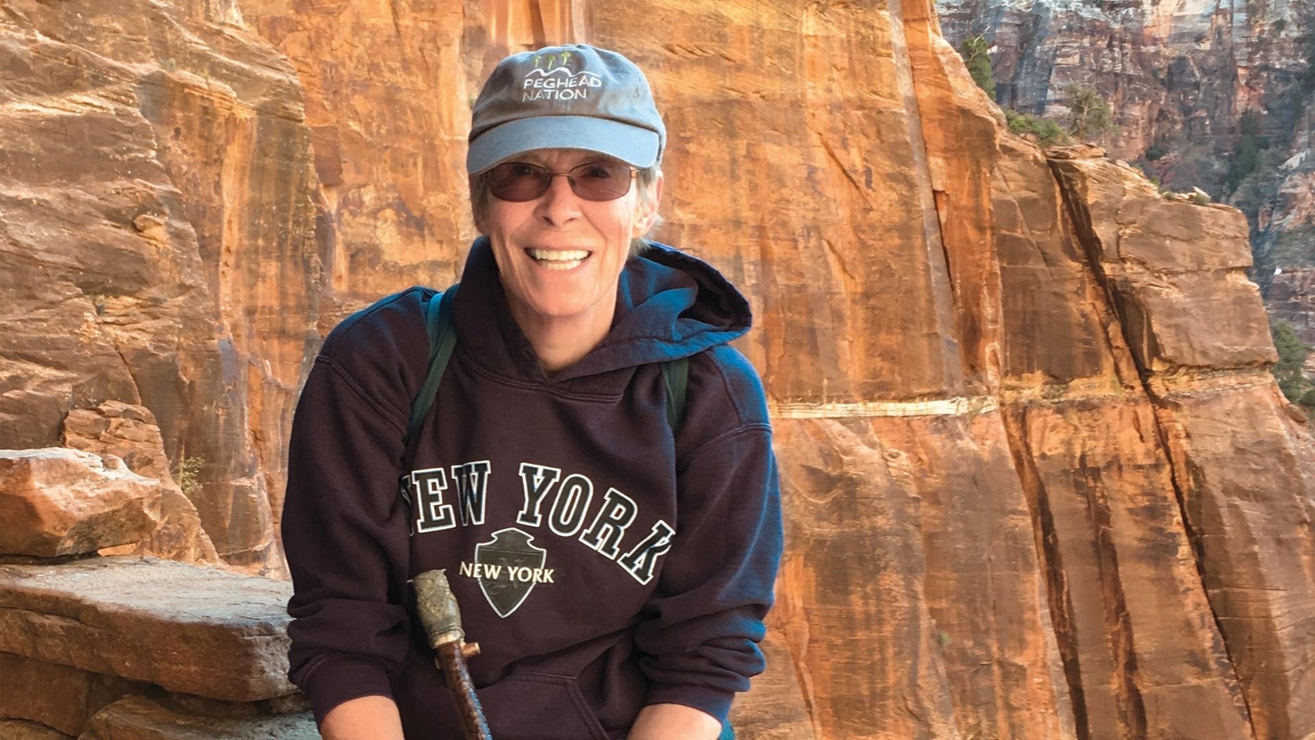 Jinnie Garrett, William R. Kenan Professor of Biology (1985-2015)