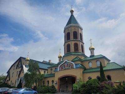 Jordanville, NY Holy Trinity Monastery