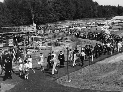 1968 Kirkland College Convocation.
