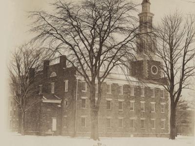 Chapel in 1900