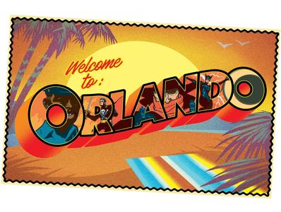 Welcome to Orlando Illustration