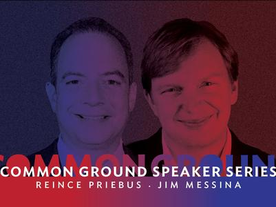 Common Ground - Reince Priebus and Jim Messina