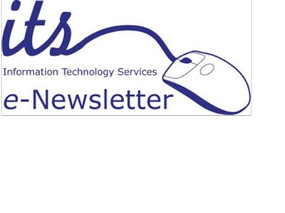 ITS Newsletter Logo
