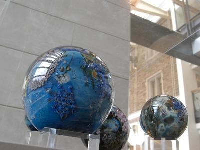 Planets created by Josh Simpson '72