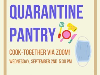 Quarantine Pantry