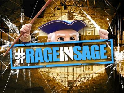 #RageInSage