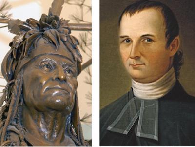 Samuel Kirkland, Chief Shenandoah