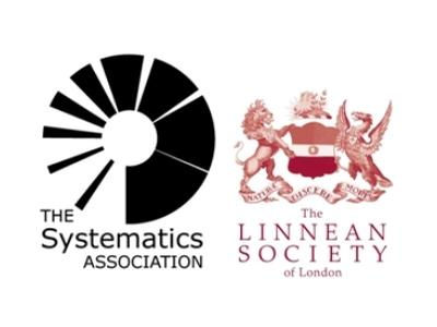 The Systematics Association and The Linnean Society of London logos