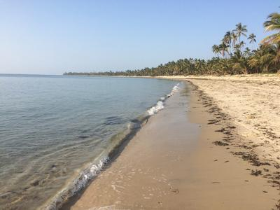 Beach at Ushongo, Tanzania