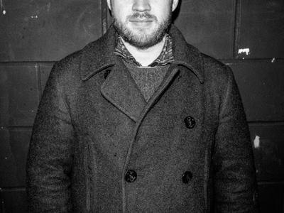 Hunter Sobczak '17 in lower Manhattan during his Hamilton in New York City semester.