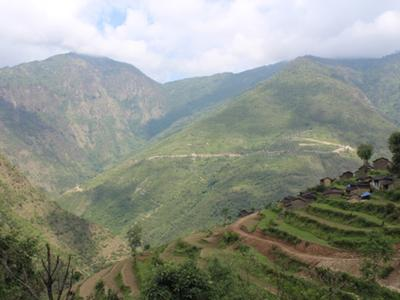 Khungkhani, Nepal, and surrounding villages