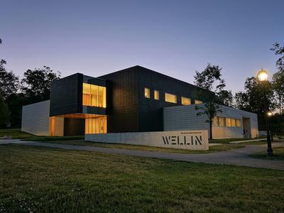 Wellin Museum Evening