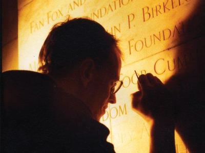Stonecarver Nils Kulleseid '90