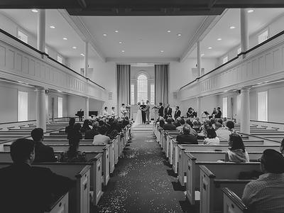 Wedding in Chapel