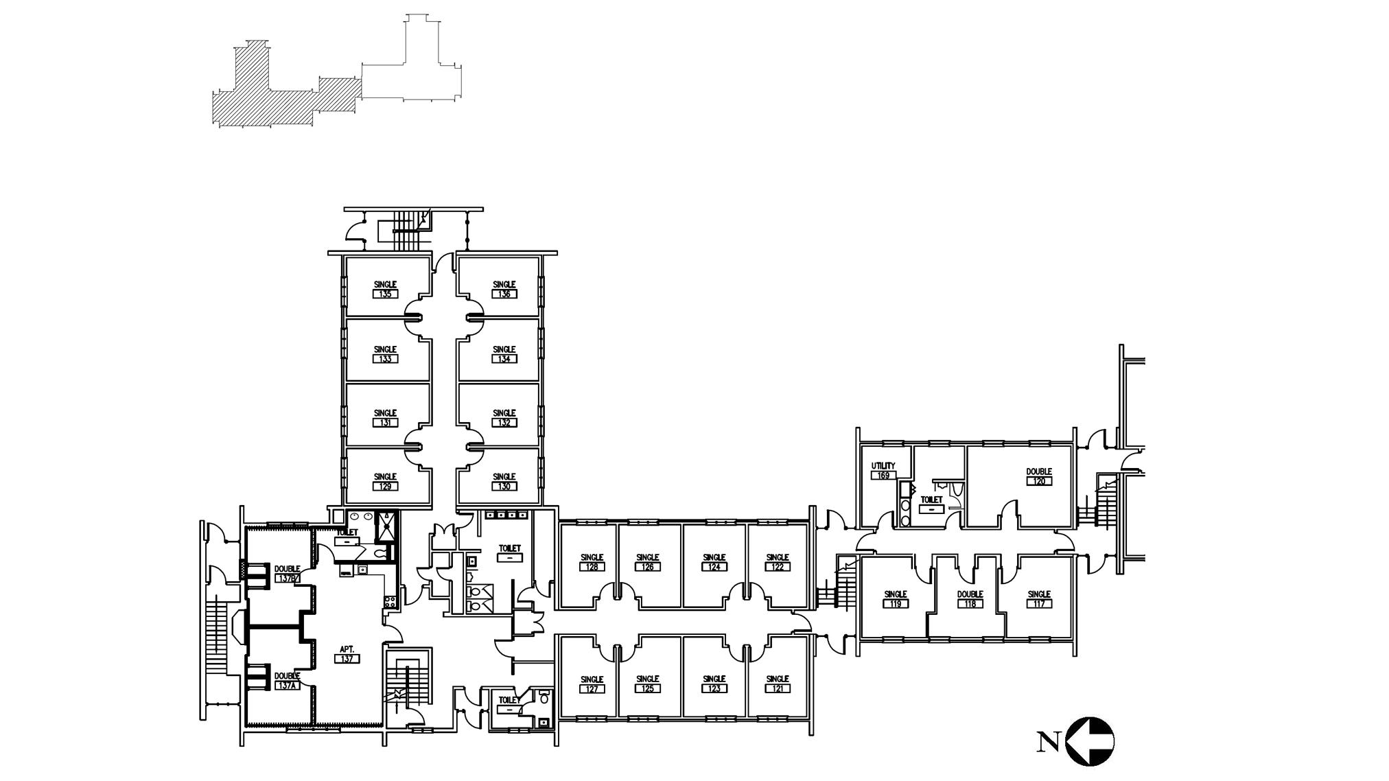 Bundy Campus Map.Bundy