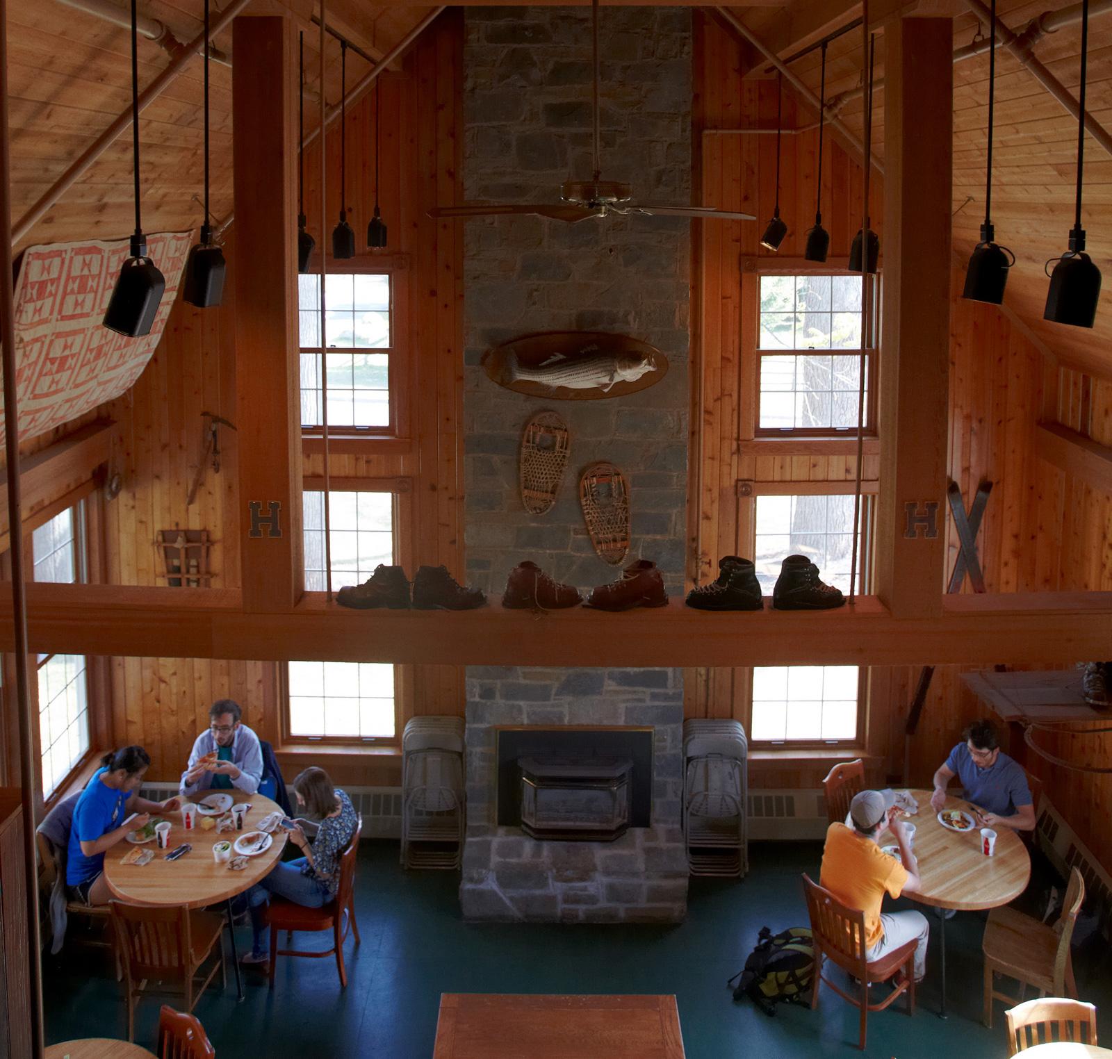 Dining Hall: Hamilton College