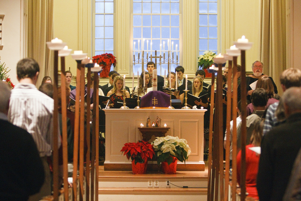 Christmas Vespers: Lessons and Carols