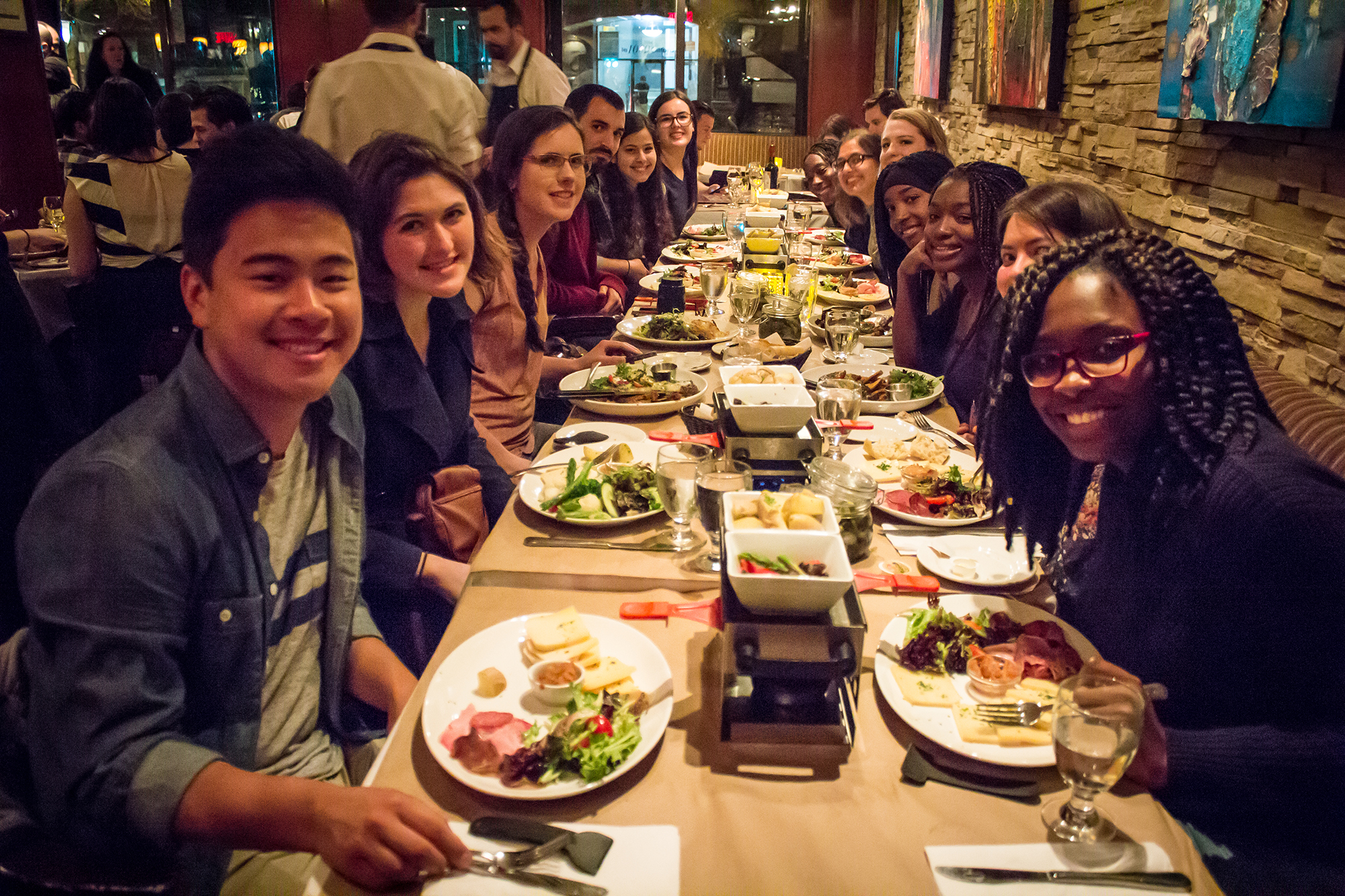 Students explore culture and cuisine in montreal news for Articles de cuisine montreal