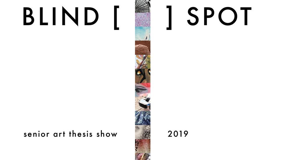 2019 senior art show