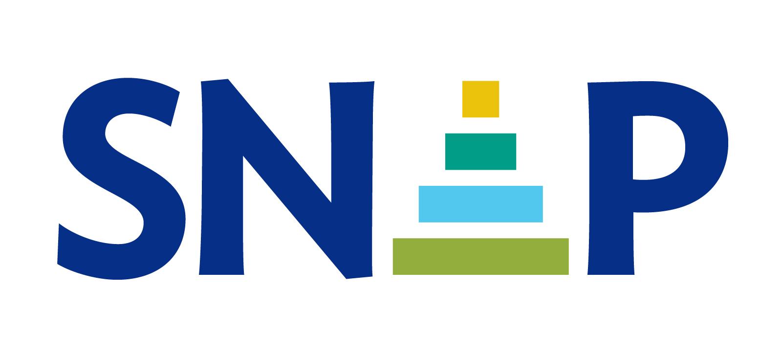 Snap Logo - White background