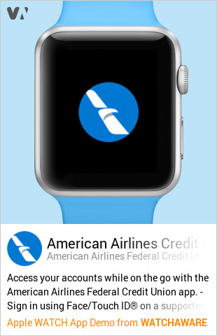 american airlines federal credit union app