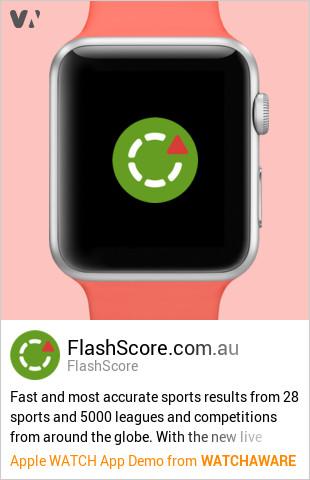 FlashScore com au by Livesport s r o  Watch App Embed