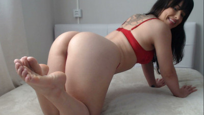 Chat webcam com Lady Bel ao vivo