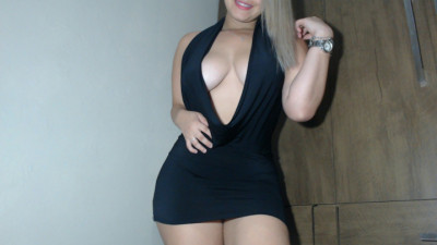 Chat webcam com Priscila Swing ao vivo
