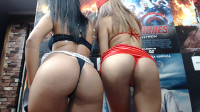 Chat webcam com Leila ao vivo