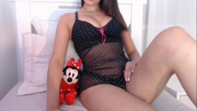 Live Webcam chat with Erika