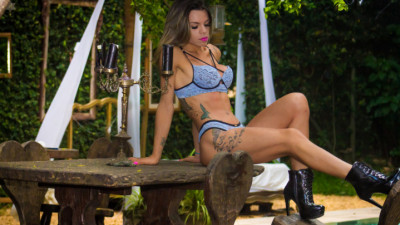 Chat webcam com Bonequinha Sa ao vivo
