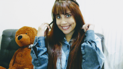 Chat webcam com Nicolly ao vivo