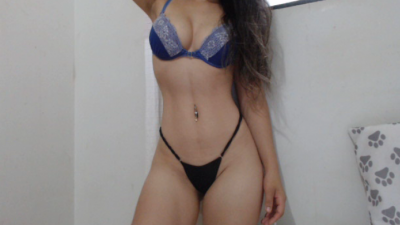 Live Webcam chat with CRISTAL NINFETA